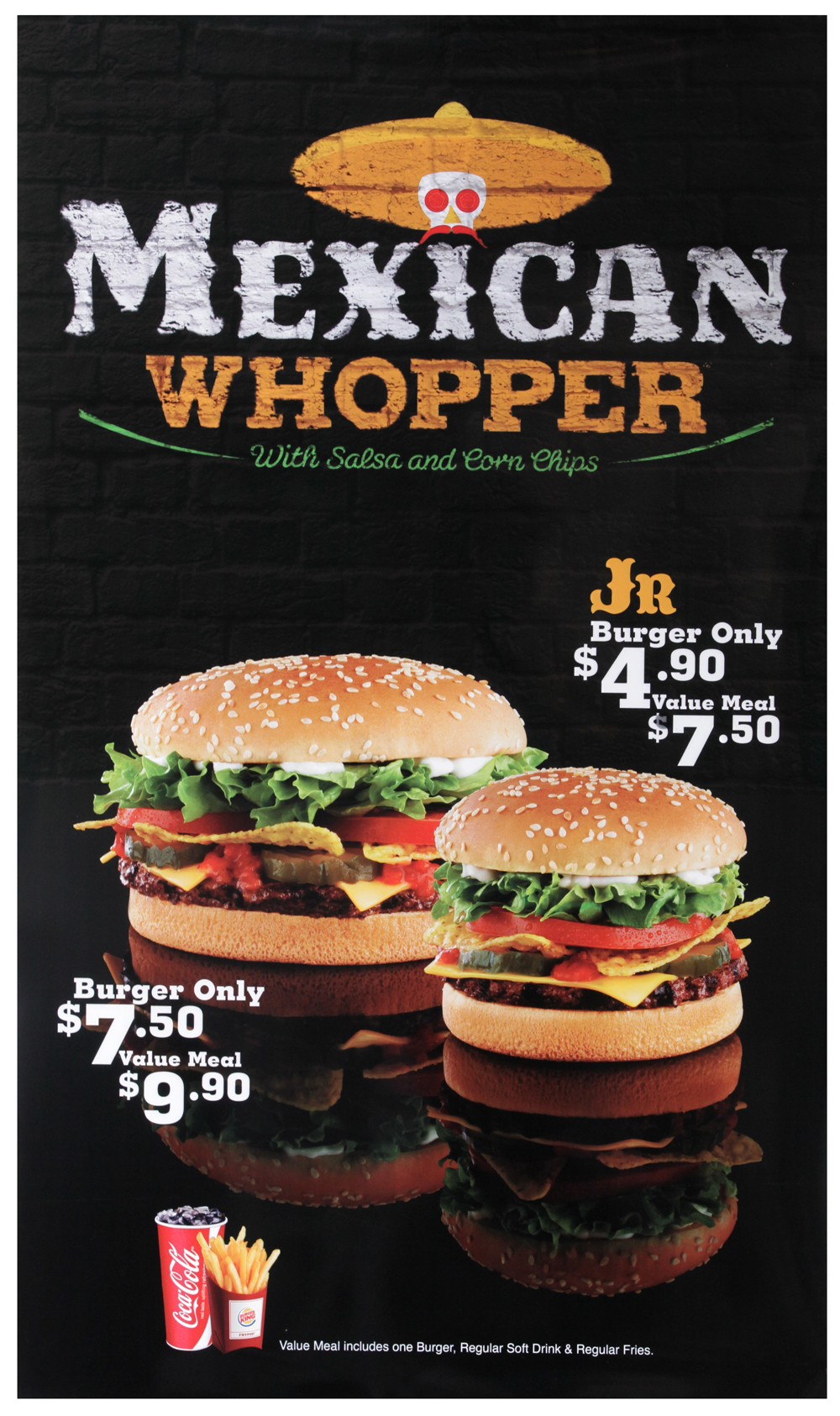 burger king order winners Burger king's bacon double cheeseburger, coming soon to a home near you  photo:  burger king start to deliver in the uk, the beginning of a new era   winner of the budweiser budvar top 50 gastropub awards, the.